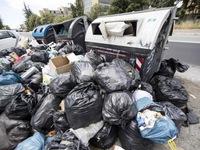 Thủ đô Rome (Italy) khủng hoảng vì rác thải