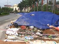 Chưa có phương án xử lý rác thải tại thị xã Sơn Tây