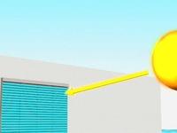 Rèm cửa thu năng lượng mặt trời