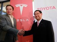 Toyota 'chia tay' Tesla để tự thân phát triển xe điện