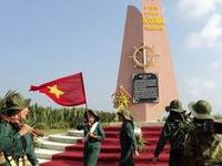 Phục dựng di tích trên đường Hồ Chí Minh