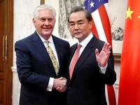 Ngoại trưởng Mỹ thăm Trung Quốc