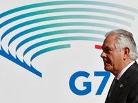 G7 kêu gọi Nga ngừng ủng hộ Tổng thống Syria