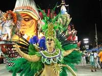 Rio Carnival - Cuộc thi của những vũ công samba