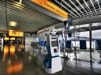 Robot trong ngành dịch vụ trên thế giới