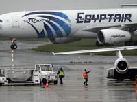 Ai Cập trao trả di cốt những nạn nhân thiệt mạng vụ rơi máy bay MS804