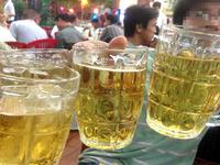 Thanh niên Việt Nam sử dụng rượu bia dẫn đầu các nước Đông Nam Á