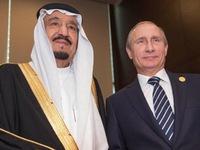 Nga và Saudi Arabia ký kết hàng loạt văn kiện hợp tác