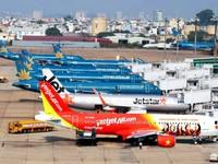 Tạm dừng khai thác một số sân bay do ảnh hưởng bão số 12