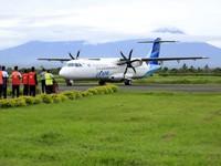 Indonesia dự tính 10 sân bay thay thế phòng núi lửa phun trào