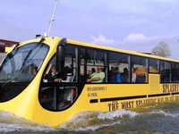 TP.HCM vực dậy tiềm năng du lịch đường sông từ tuyến bus thủy nội đô