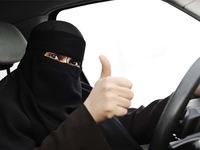 Phụ nữ lái xe: Bước tiến khổng lồ của Saudi Arabia