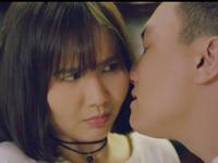 Ngược chiều nước mắt tập 4: Trang (Huyền Lizzie) đứng hình vì bị Hiệp (Anh Tuấn) hôn bất ngờ