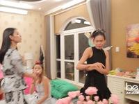 """Vietnam""""s Next Top Model 2017: Nguyễn Hợp nổi đóa, Thùy Dương thẳng tay ném đồ vào mặt đối thủ"""