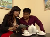 Phim Hoa hồng mua chịu - Tập 15: Nhờ có Tín (Minh Tiệp), Phương (Thu Quỳnh) làm ăn phát đạt