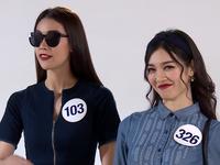 Tôi là Hoa hậu Hoàn vũ Việt Nam 2017: Chê bạn diễn lùn, thí sinh này khiến Á hậu Lệ Hằng 'nóng mắt'