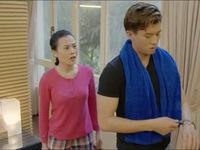 Ngược chiều nước mắt - Tập 8: Hình như Mai (Phương Oanh) phát hiện ra Châu (Trang Cherry) 'đong đưa' chồng mình mất rồi!