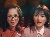 'Mẹ chồng ghê gớm nhất vịnh Bắc Bộ' hòa giọng hát mừng năm mới cùng 'con dâu' Bảo Thanh