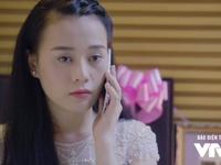 Ngược chiều nước mắt - Tập 5: Cuộc sống hôn nhân không như mơ, Mai (Phương Oanh) bị 'bỏ rơi' ngay đêm tân hôn