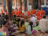 Đồng bào Khmer nô nức tổ chức lễ Sen Dolta