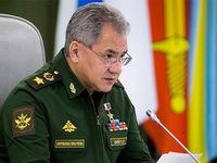 Bộ trưởng Bộ Quốc phòng Nga thăm Syria