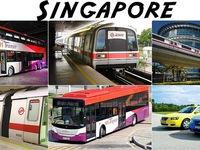 Giao thông không tiền mặt ở Singapore