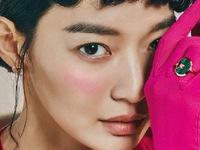 Shin Min Ah đẹp lạ trong bộ ảnh mới