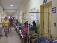 Hà Nội: Số ca mắc sốt xuất huyết tăng hàng tuần