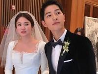 Chiếc váy cưới của Song Hye Kyo đã được tạo ra như thế nào?