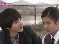 Sao Hàn lâng lâng khi được đối xử như em gái Song Joong Ki