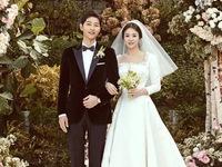 Song Hye Kyo và Song Joong Ki đã tốn bao nhiều tiền cho đám cưới?
