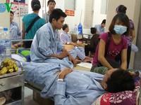 Người mắc sốt xuất huyết tăng gấp rưỡi trong tháng 4