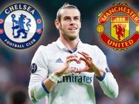Chuyển nhượng bóng đá quốc tế ngày 06/8/2017: Muốn có Gareth Bale, Man Utd phải cạnh tranh với Chelsea