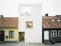 Ngỡ ngàng với ngôi nhà 'đóng hộp' nổi bật ở Thuỵ Điển