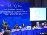 Đối thoại về chính sách sức khỏe người cao tuổi tại APEC