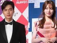 Lee Min Ho - Suzy vẫn là bạn tốt sau khi chia tay