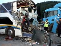Tai nạn xe bus thảm khốc ở Malaysia, 40 người thương vong