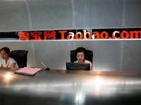Trung Quốc chào phân phối cả nợ xấu online