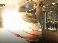 Tuyến tàu cao tốc mới tại Đức kết nối Munich và Berlin