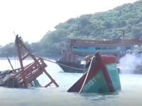 50 vụ tai nạn hàng hải do tàu biển không đảm bảo yêu cầu kỹ thuật