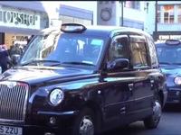 Taxi truyền thống Black Cab - Biểu tượng của London