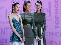 """Vietnam""""s Next Top Model 2017 - All Stars: Cao Thiên Trang bất ngờ mắng thẳng mặt ban giám khảo"""