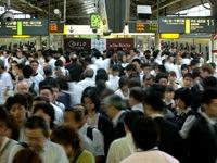 Nhật Bản phát động 'Ngày làm việc từ xa' để giảm tắc nghẽn giao thông