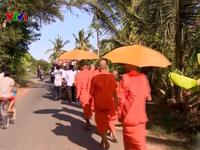 Bà con Khmer Nam Bộ vui đón Tết Chol Chnam Thmay