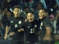 M-150 Cup: U23 Thái Lan giành thắng lợi bất ngờ trước U23 Nhật Bản