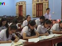 Thi THPT Quốc gia 2017: 'Nắm chắc kiến thức sách giáo khoa sẽ làm bài tốt'