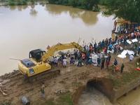 93 người thiệt mạng và mất tích vì mưa lũ ở miền Bắc và Bắc Trung Bộ
