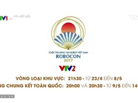 Robocon Việt Nam 2017 vòng loại phía Nam sẵn sàng khởi tranh