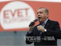 Tổng thống Thổ Nhĩ Kỳ tuyên bố sẽ xem xét lại quan hệ với EU