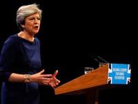 Thủ tướng Anh đưa ra thông điệp cứng rắn về Brexit